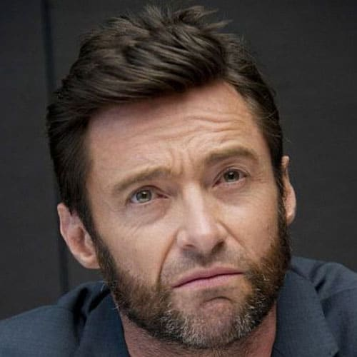 Cool Hugh Jackman Beard