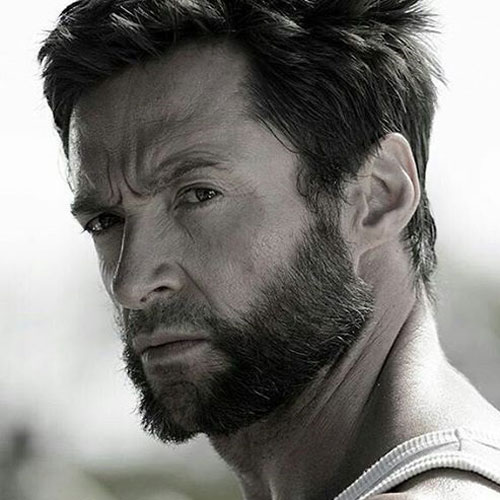 Cool Wolverine Beard How To Grow The Style