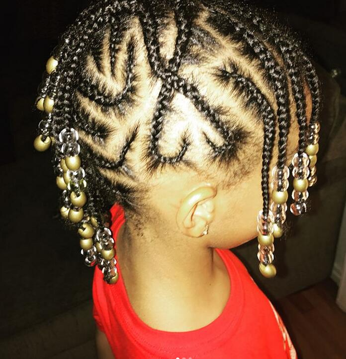 twisted hairstyles for kids
