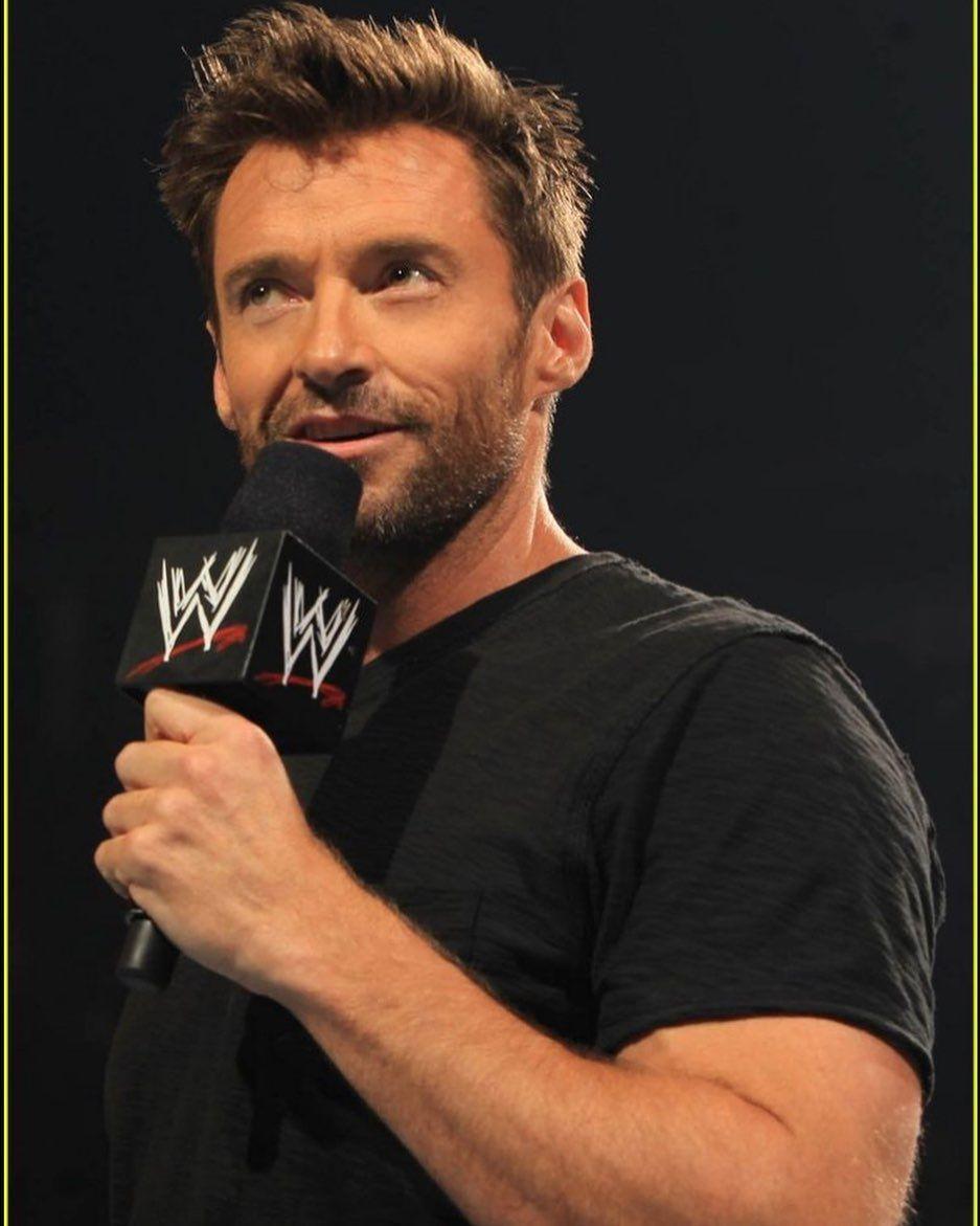 Hugh Jackman Wolverine Beard Style