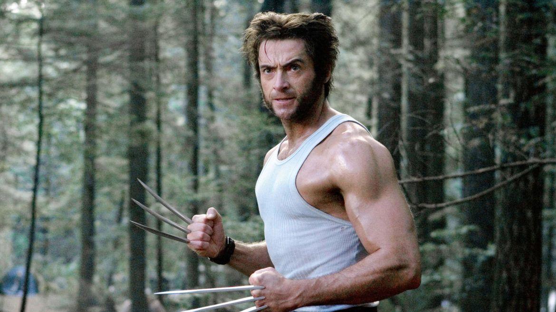 Hugh Jackman Wolverine Beard