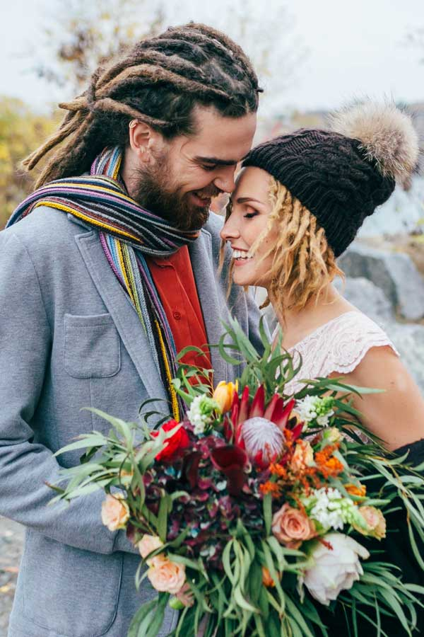 Mens Wedding Hairstyle Dreadlocks