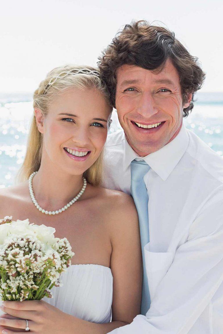 Mens Wedding Hairstyle Medium Wavy Hair