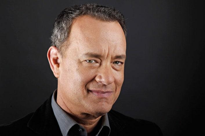 Tom Hanks Hair