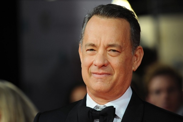 Tom Hanks Has Changed Dramatically And Become A Blonde