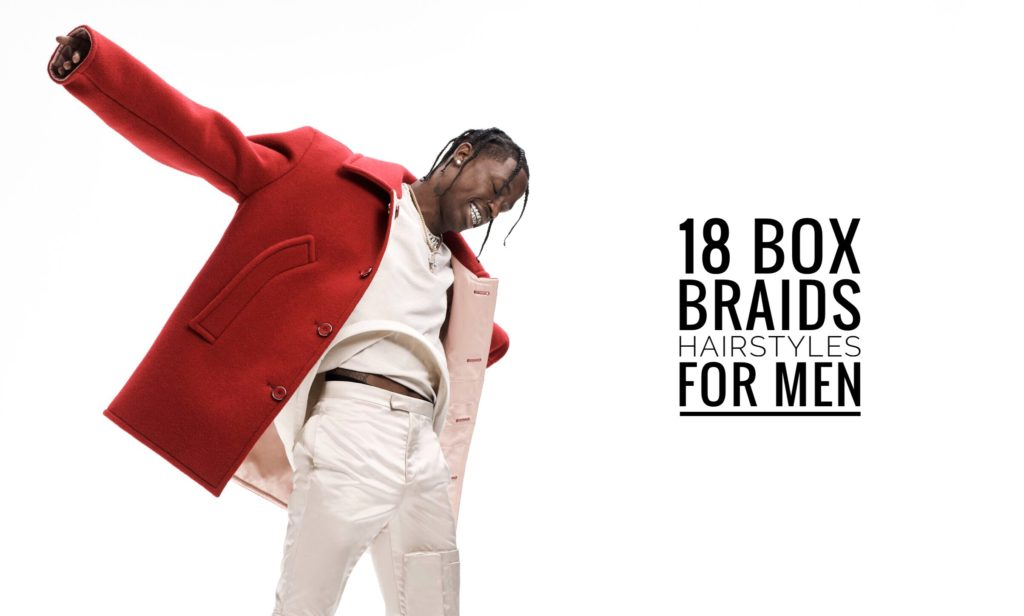 box braids men