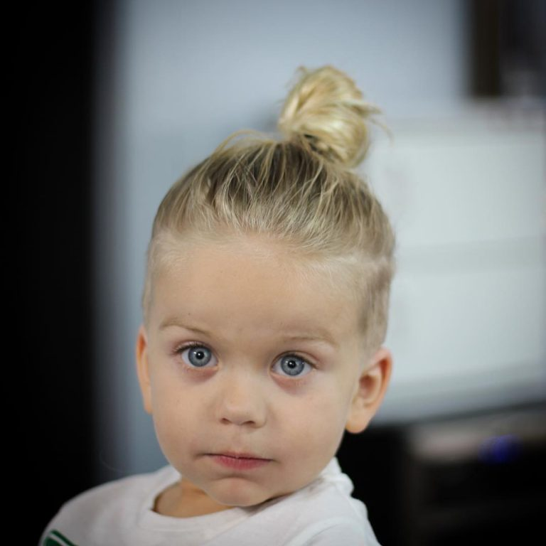 child short hairstyles
