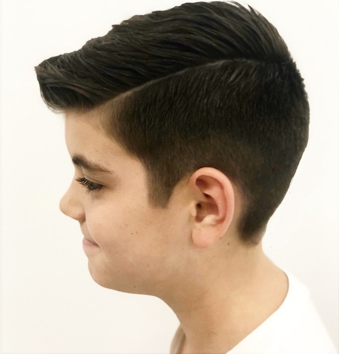13 Year Olds Hairstyles For Young Boy Hairmanstyles
