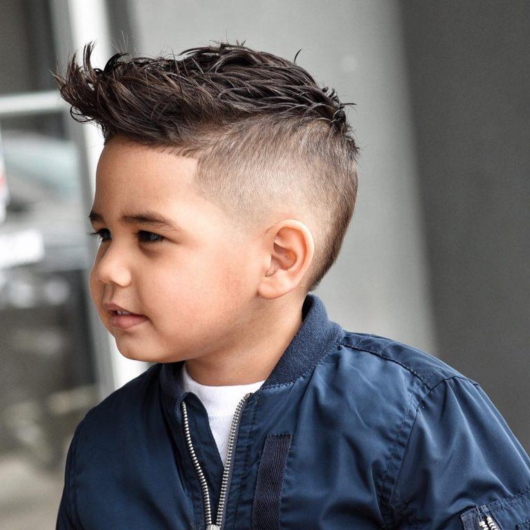 12 year old boy haircuts