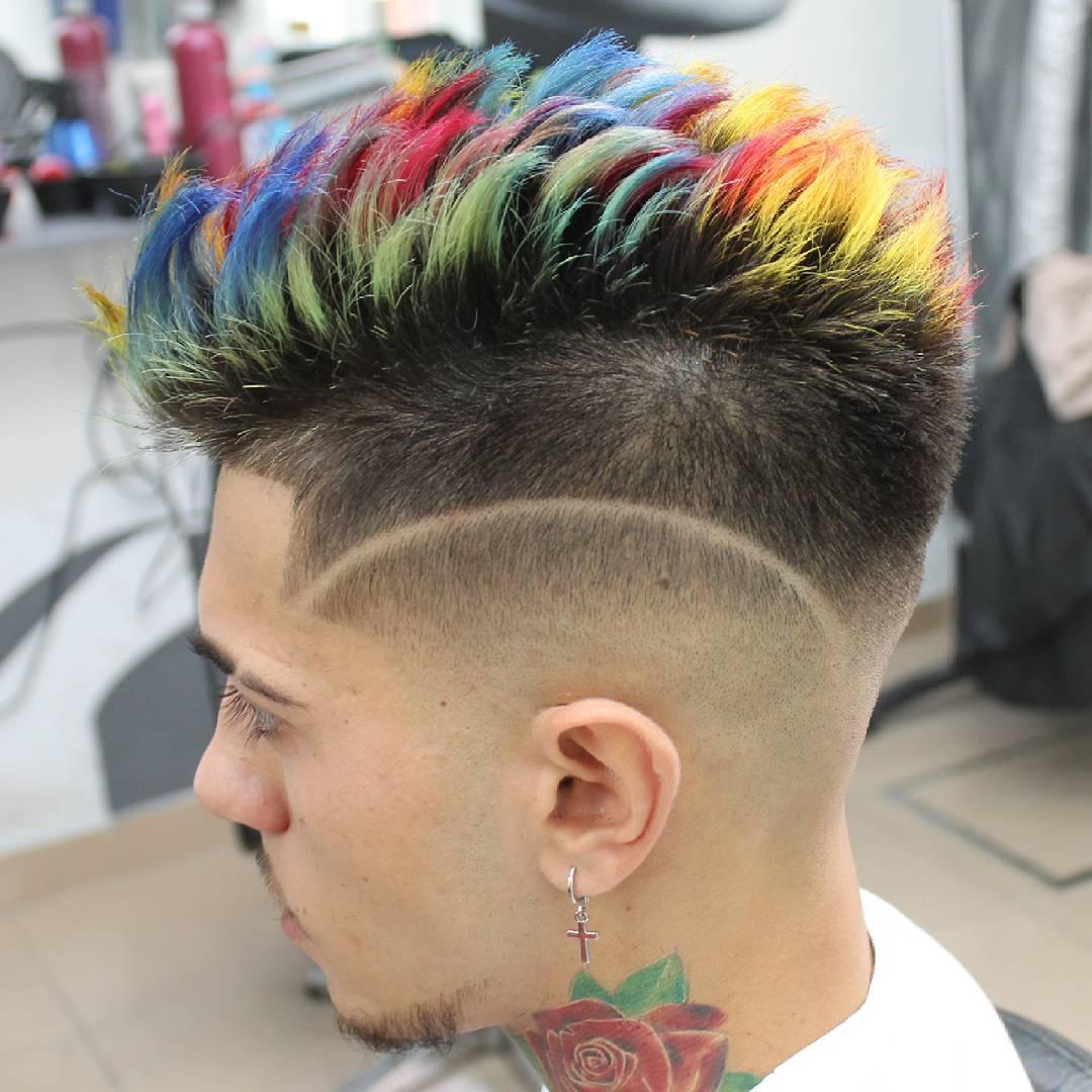 men hair colors