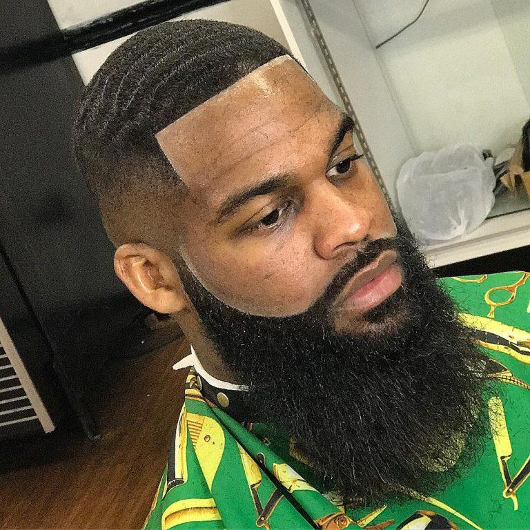 mens mid fade haircut
