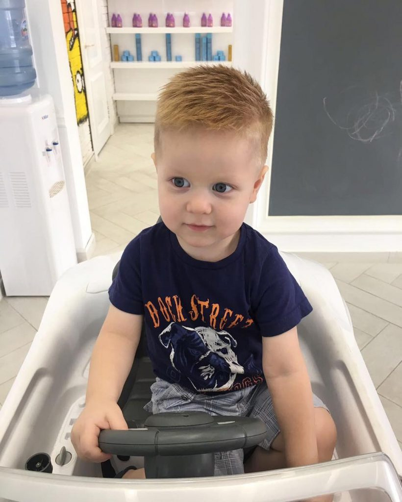 kids fade haircut