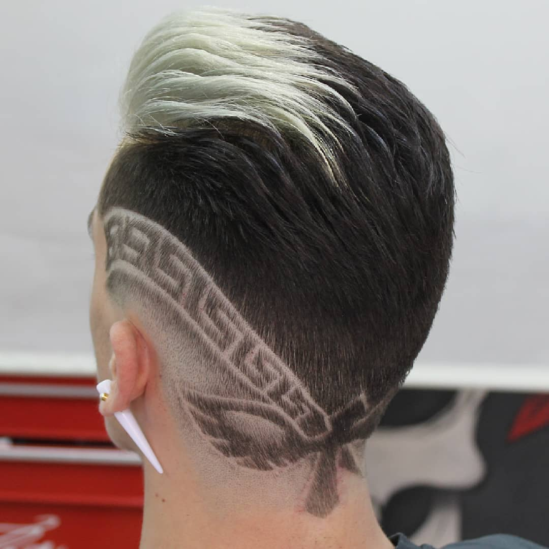 mens color hairstyles