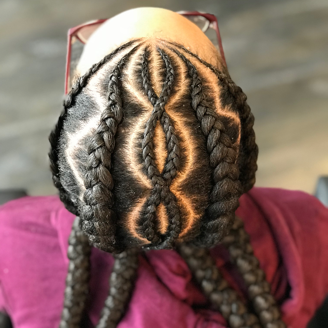 braiding hairstyles for boys