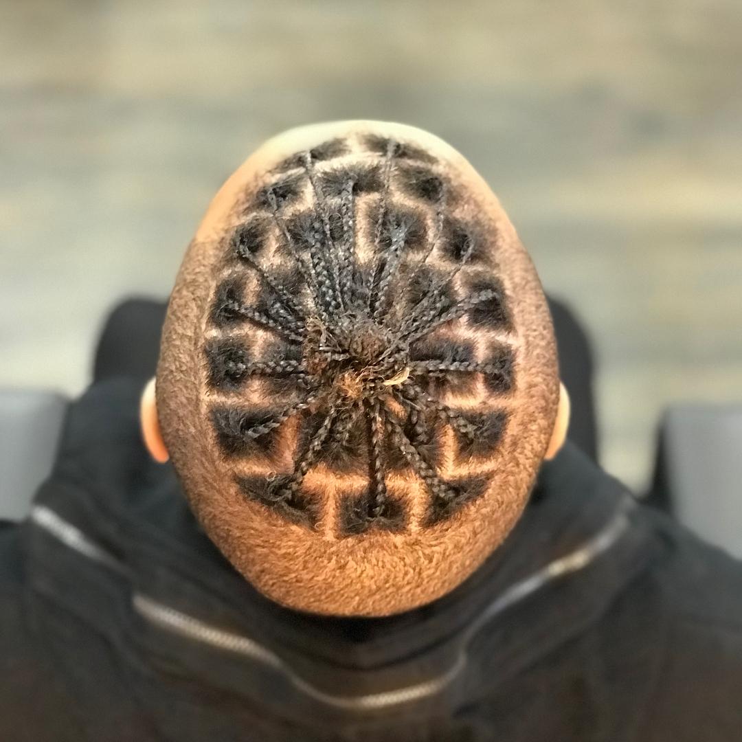 mens braids