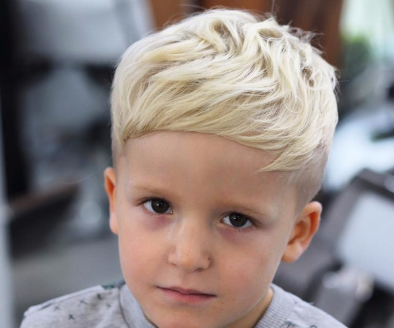 mohawk hairstyles for kids