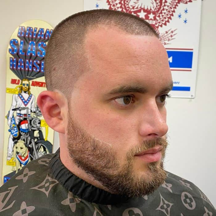 Fade Hairstyles for Balding Men