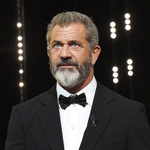 Mel Gibson Hairstyle-for-Balding-Men