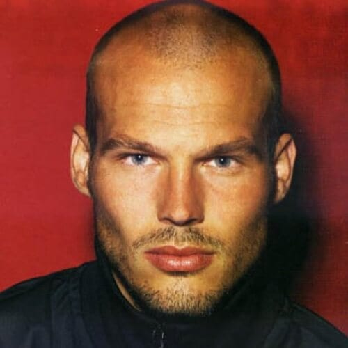 Burr Cut hairstyles for balding men