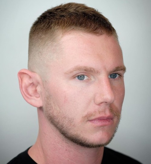 High & Tight hairstyles for balding men
