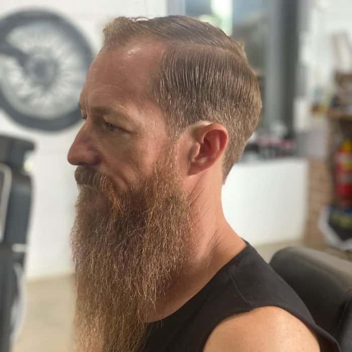 Ivy League for Balding Men