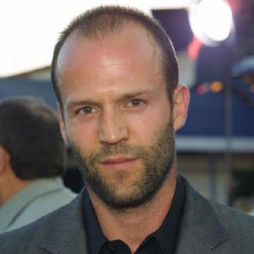 Jason Statham Hairstyle for Balding Men