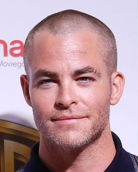The Buzz Cut hairstyles for balding men