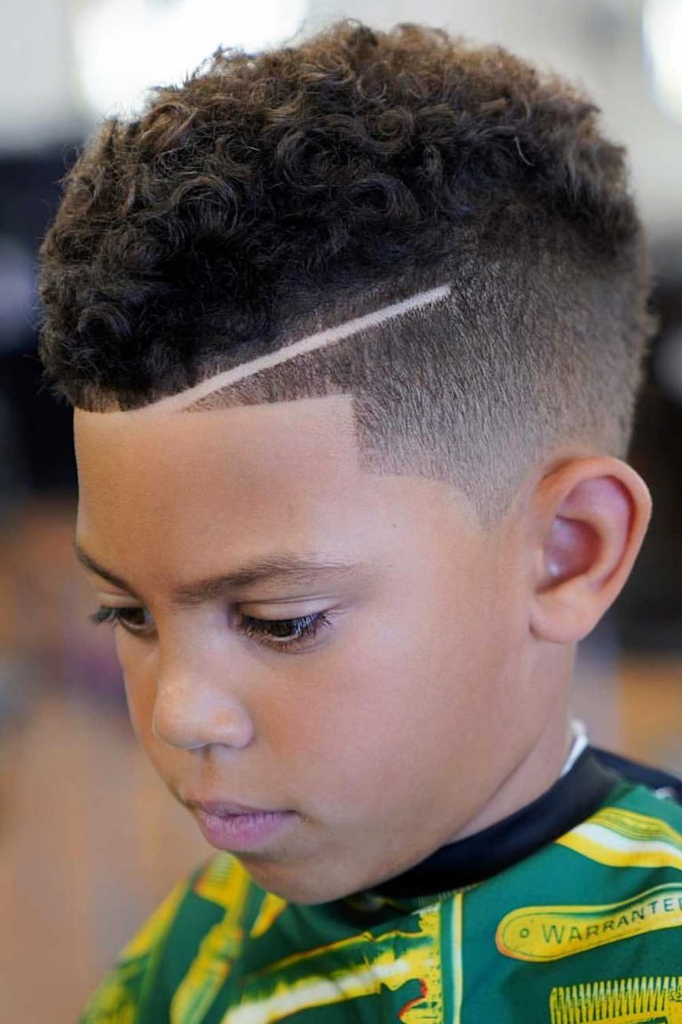 Boys Haircuts For Natural Curls