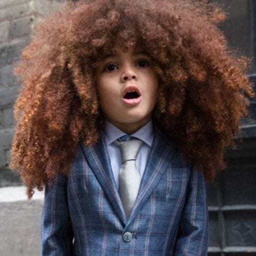 boys haircuts Life of The Party – Farouk James Style 2