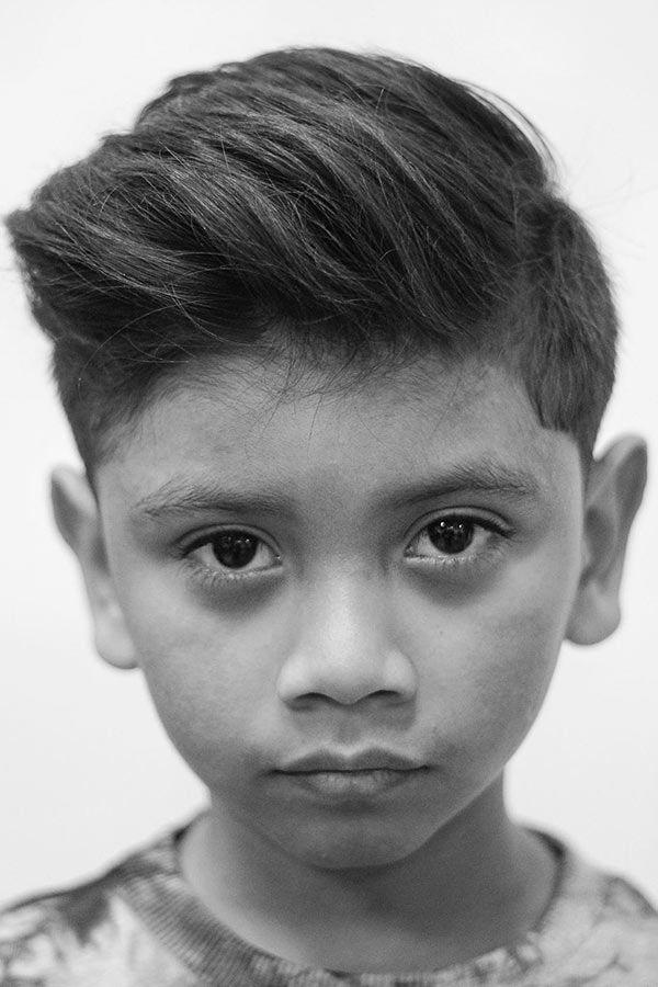 boys haircuts Medium Messy Undercut