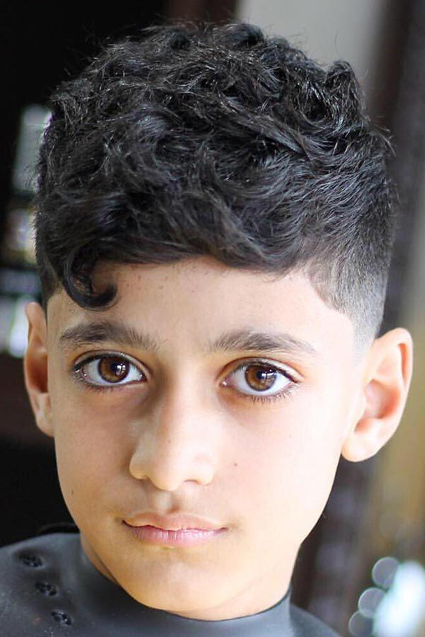 boys haircuts Short Texture
