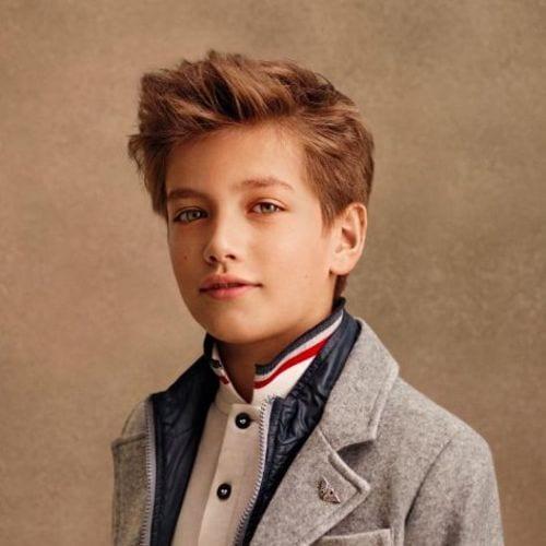 Young Man's Fancy– Quiff Boys Haircuts
