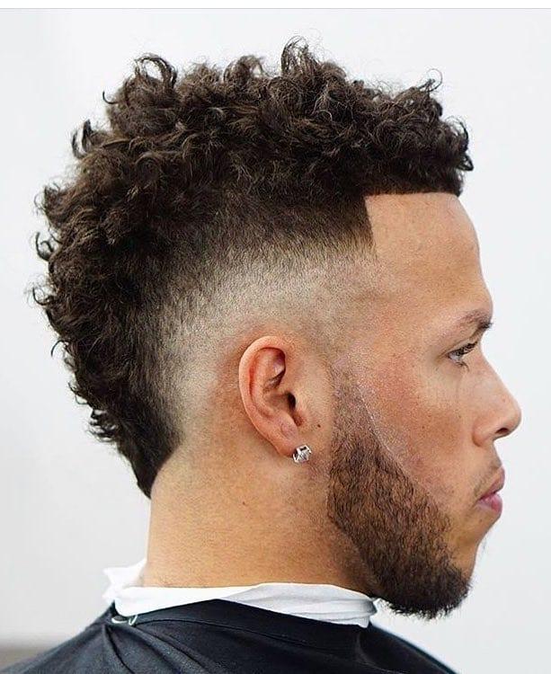 high skin fade Undercut Textured Hair
