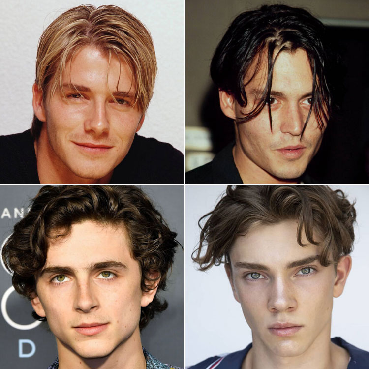 What is a Curtain Haircut
