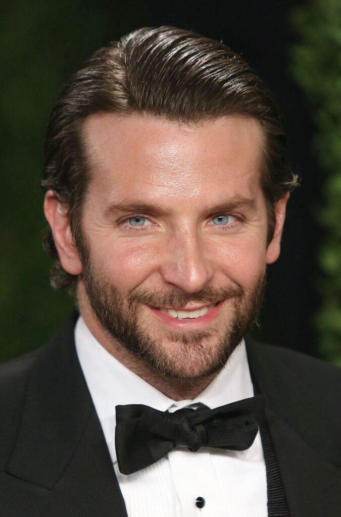 Bradley Cooper Comb Over