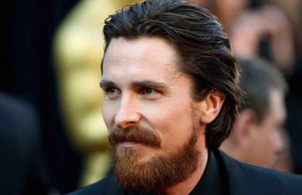 Christian Bale van dyke beard