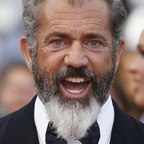 Long Goatee Beard With Bushy Van Dyke Mustache