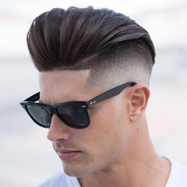 Skin Undercut-Fade haircut