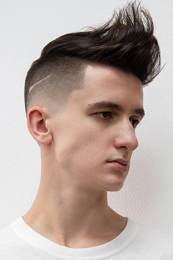 undercut-fade-haircut-mohawk-messy-top-skin