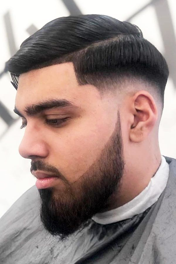 undercut-fade-haircut-side-part-line-up