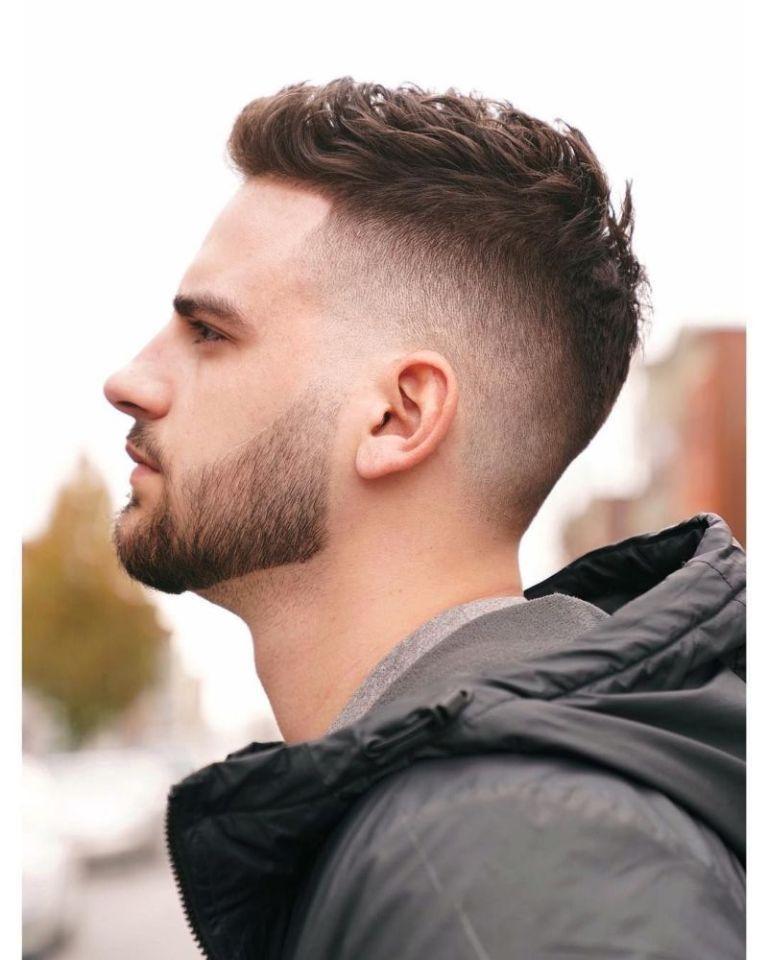 Undercut High Fade Haircuts