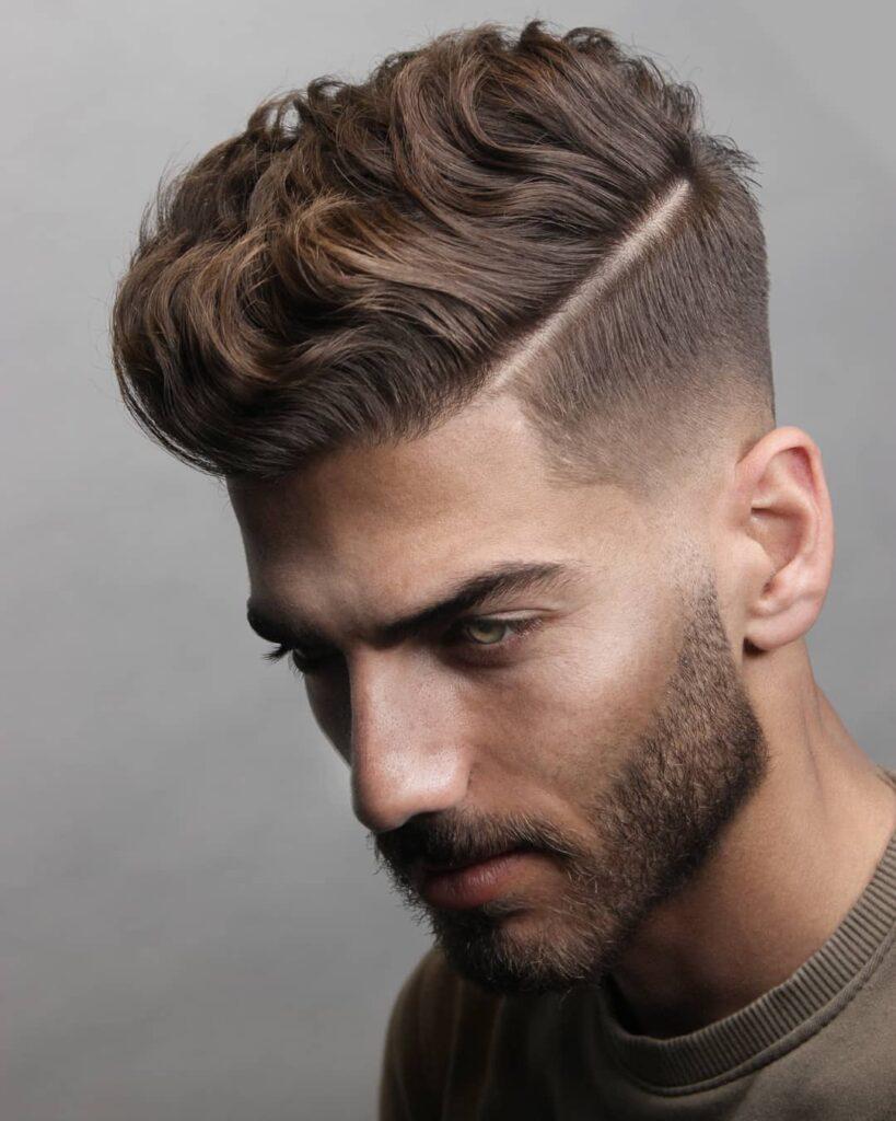 Undercut Low Fade Haircut