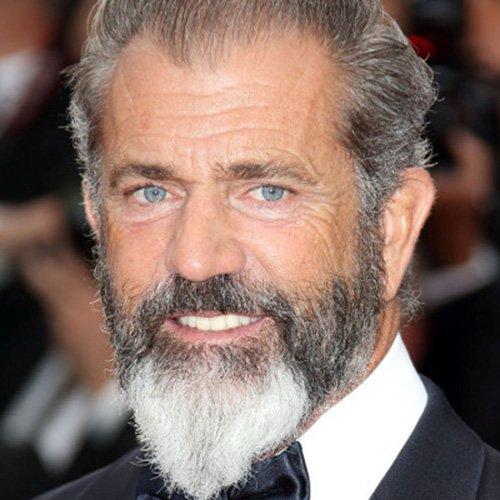 Van Dyke Beard And Mustache Style For Mature Men
