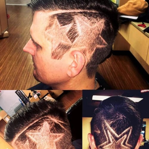 Double Star Designs Haircuts