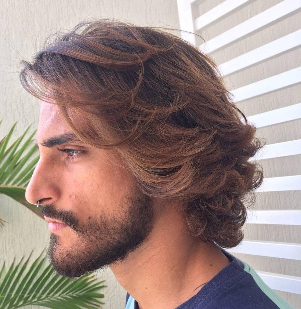 Long Wavy hispanic haircuts