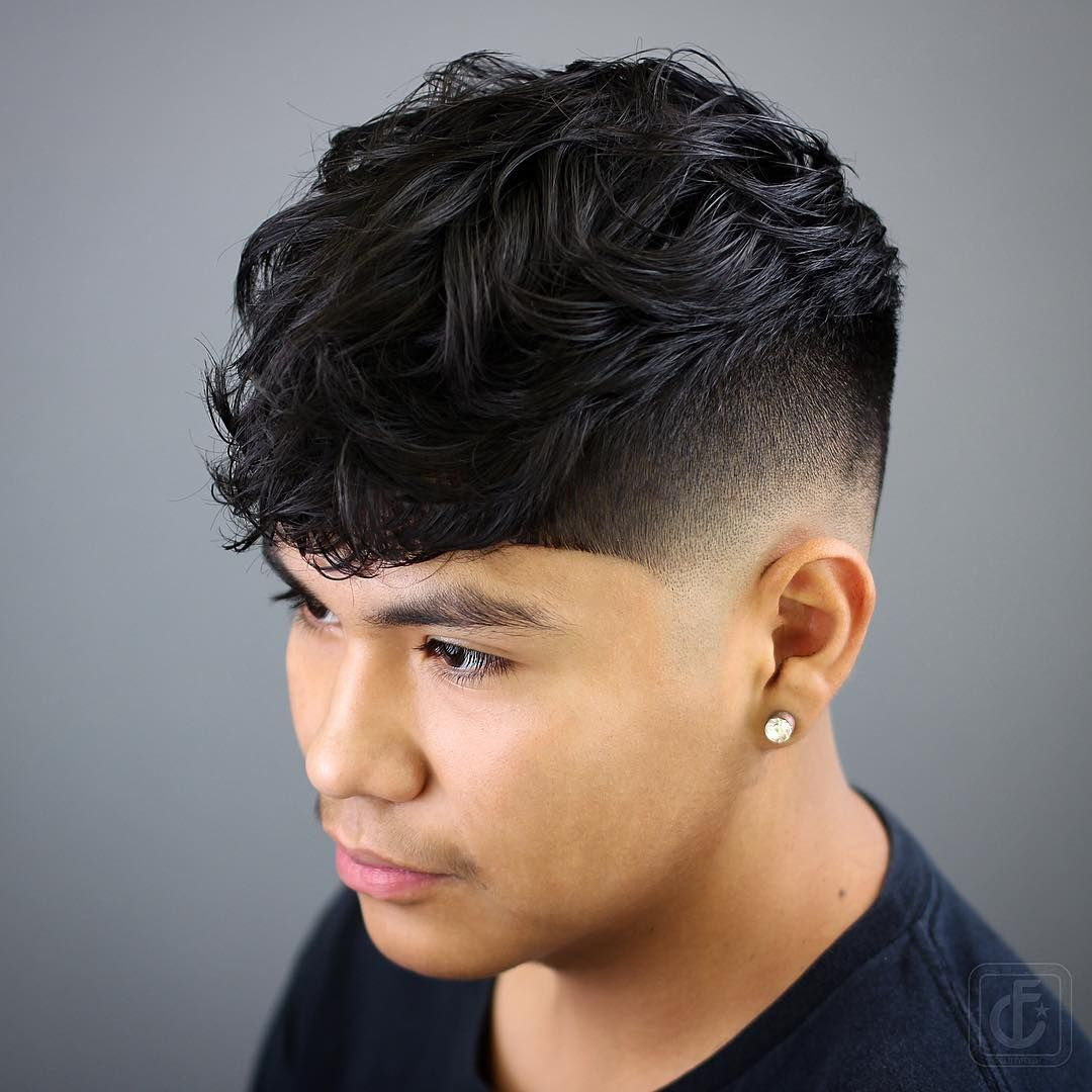 The Classic Hispanic Wavy Haircut