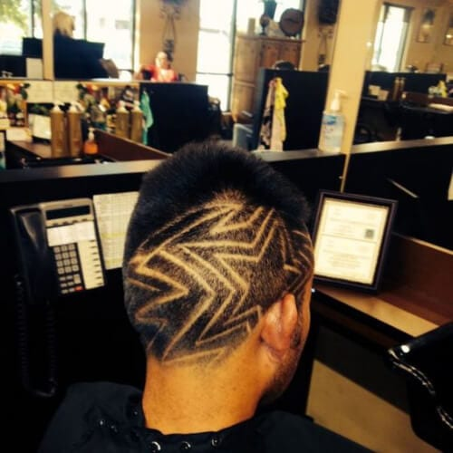 Wicked Star Designs Haircuts
